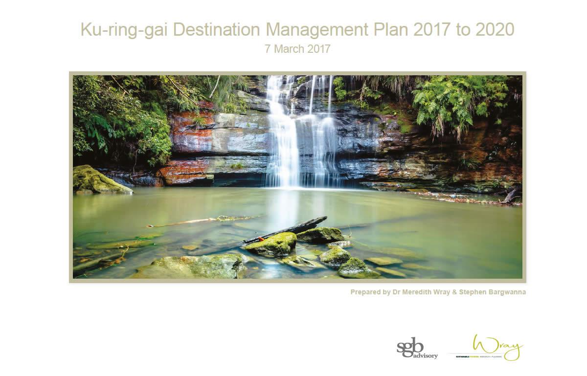Meredith wray destination management plan