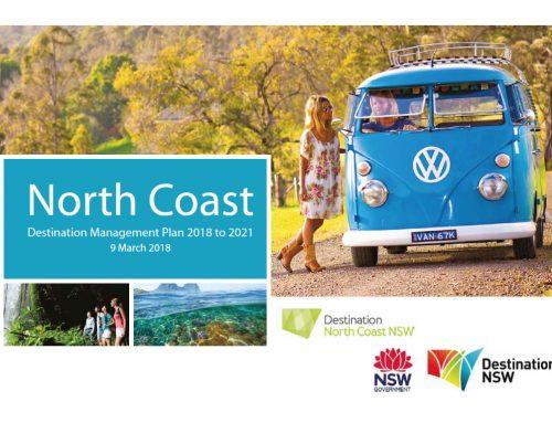Destination North Coast DMP 2018 to 2021