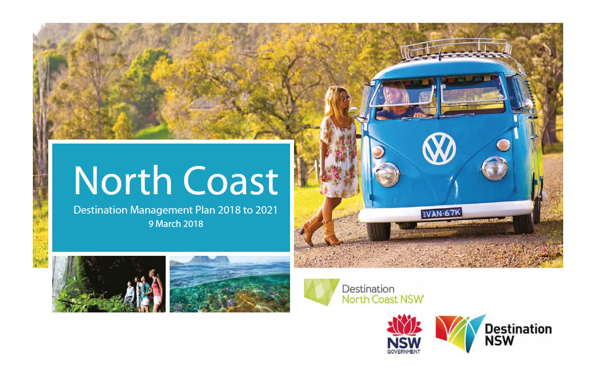 meredith wray destination-north coast managment plan