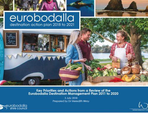 Eurobodalla Destination Action Plan 2018 to 2021
