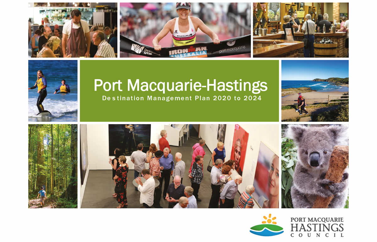 meredith wray port macquarie destination plan