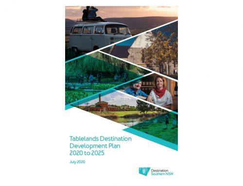 Tablelands Destination Development Project 2020 to 2025